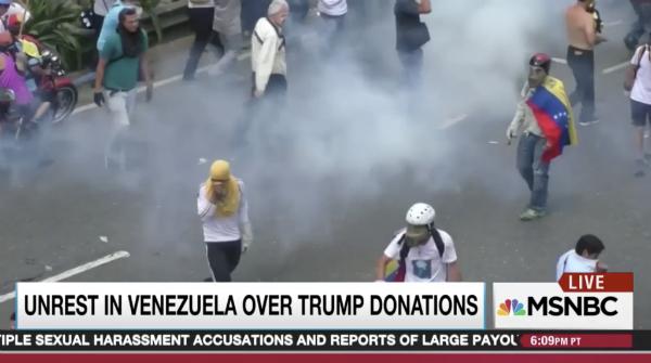 unrest-venezuela