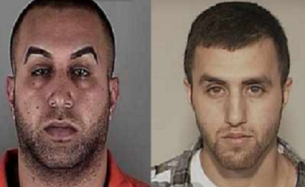 Abdullah Alrifahe and Majid Alrifahe of Minneapolis were arrested on May 11 after an arsenal was found in their car, including bomb-making devices.