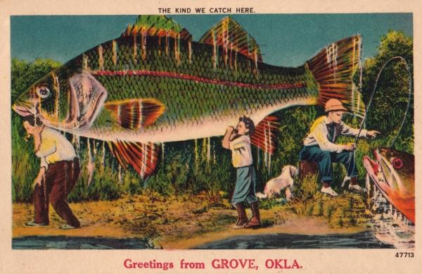 Big fish story