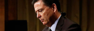 Former FBI Director James Comey (Photo: Twitter)