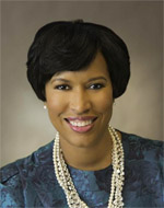 Washington, D.C. Mayor Muriel Bowser