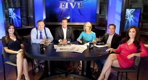 "Fox News' ""The Five"""
