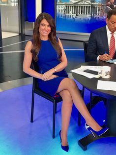 "Kimberly Guilfoyle, co-host of ""The Five"" on Fox New Channel"