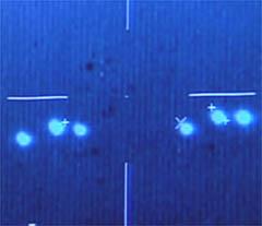 MEXICO MILITARY UFOS