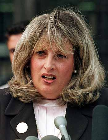 Linda Tripp in the 1990s