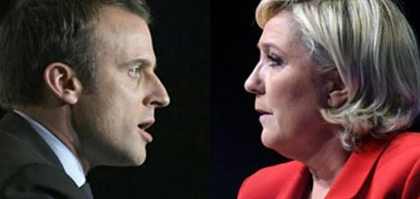 Emmanuel Macron vs. Marine Le Pen