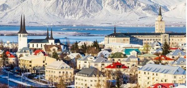 Reykyavik, Iceland