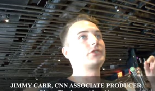 CNN Producer CAUGHT Slamming Network's Russia Coverage