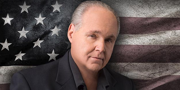 Talk-show host Rush Limbaugh (Photo: RushLimbaugh.com)