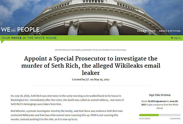 Seth-Rich-petition