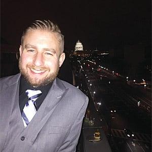 Murdered DNC staffer Seth Rich