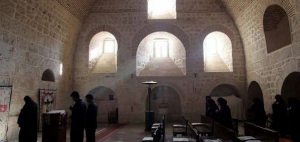 Syriac Christian church in Turkey