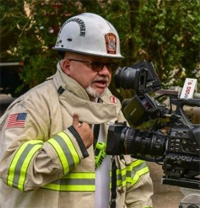 Washington D.C. Fire and Emergency Medical Services Department public information officer Vito Maggiolo