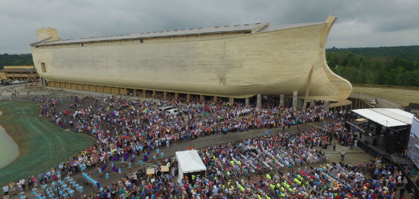 Answers in Genesis' Ark Encounter