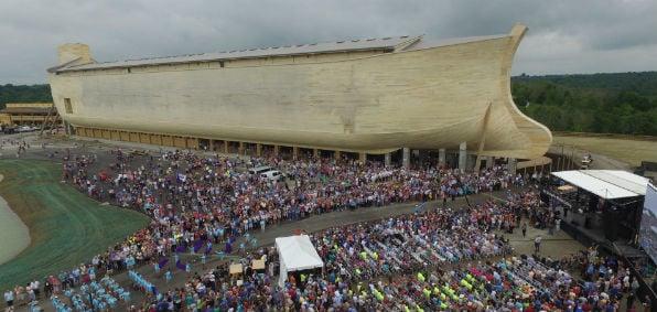 Answers in Genesis' Ark Encounter