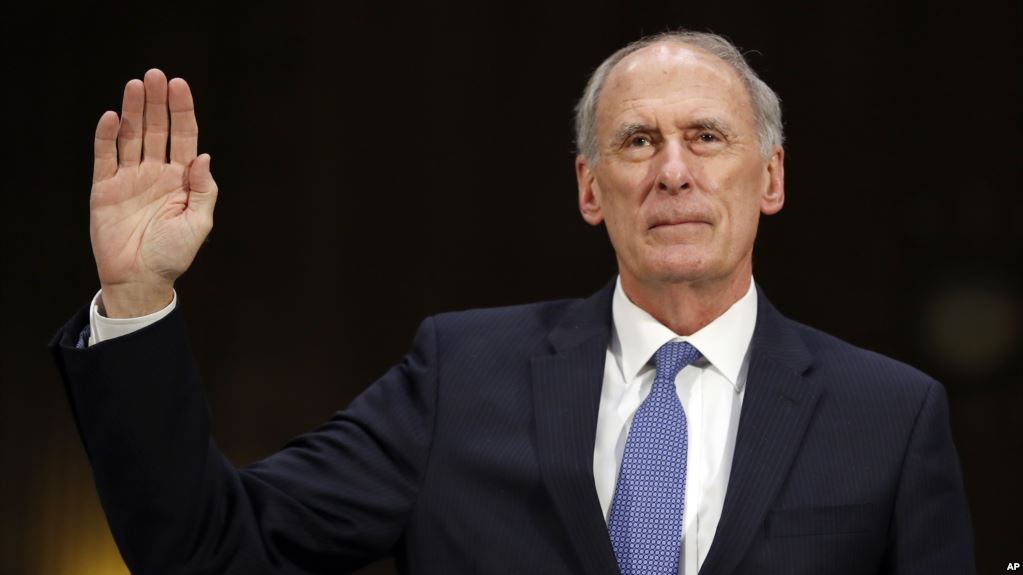 Director of National Intelligence Daniel Coats