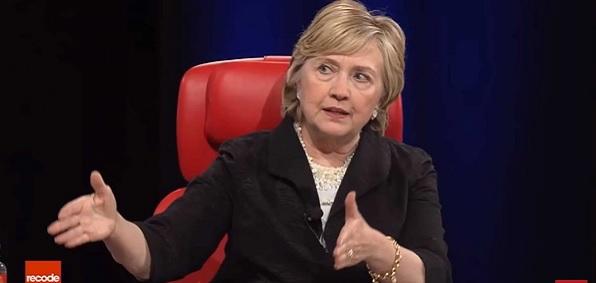 Hillary Clinton: Let's abolish Electoral College -  WND