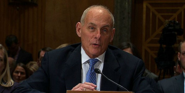 DHS Secretary John Kelly