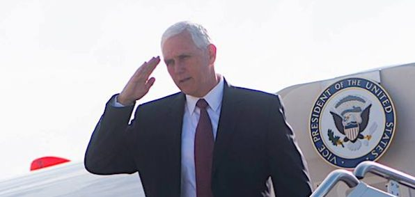 Vice President Mike Pence, June 7, 2017 (Official White House Photo by D. Myles Cullen)