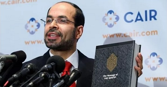 Nihad Awad is one of the co-founders of CAIR, a notorious front group for the extremist Muslim Brotherhood, whose stated goal is to spread the principles of Shariah law across the globe.