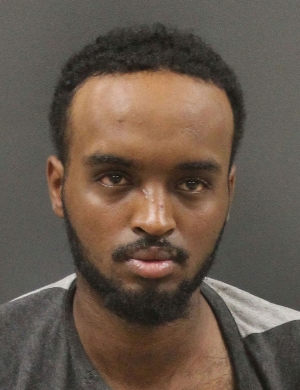 Abdinzak Ahmed Farah, 29, was arrested and charged with threatening his fellow Minnesotans with a knife.