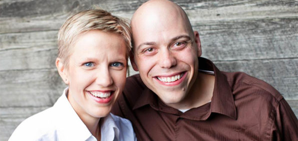 Carl and Angel Larson (Photo: Alliance Defending Freedom)