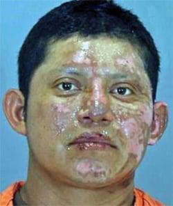Illegal alien Nemias Garcia-Velasco, 32