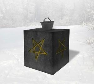 Proposed Satanic Veterans Memorial