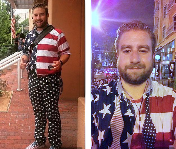 Murdered DNC staffer Seth Rich