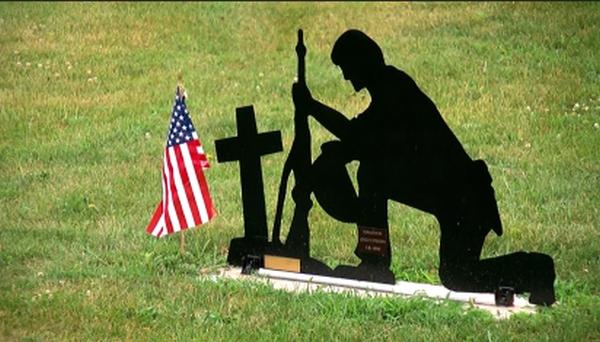 War memorial called 'Joe'