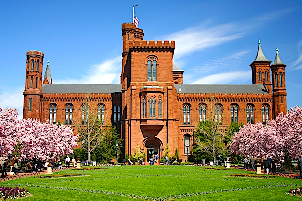Headquarters of the Smithsonian Institution
