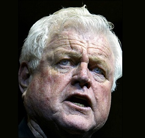 The late Sen. Ted Kennedy, D- Mass.