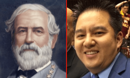 ESPN pulls Asian-American broadcaster Robert Lee over similarity to Confederate general's name