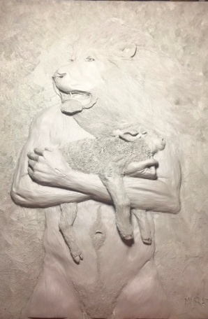 Clay work by Michael McGrath