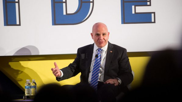Lt. Gen. H.R. McMaster is President Trump's national security adviser