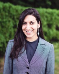 Fayrouz Saad is running for the congressional seat now occupied by David Trott, R-Mich.