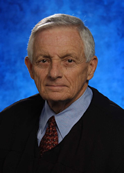 Magistrate judge James Hinkle resigned after being suspended for making comments on Facebook critical of statue vandals.
