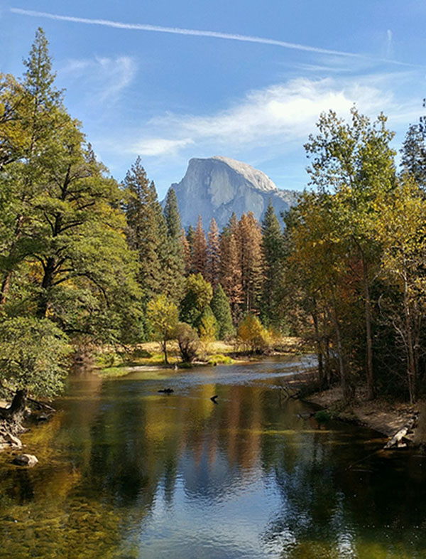 The Boy Scouts of America inculcates the idea of stewardship for America's natural treasures (Photo of Yosemite National Park by Anthony C. LoBaido)