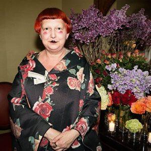 Vogue fashion editor Lynn Yaeger