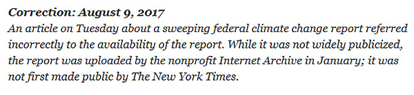 NYT-correction