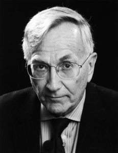 Pulitzer Prize winning investigative report Seymour Hersh