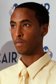 Yusuf Wehelie was born in the U.S. to refugee parents from Somalia.