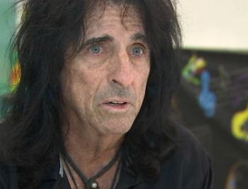 Alice Cooper talks top KSAZ-TV in Phoenix