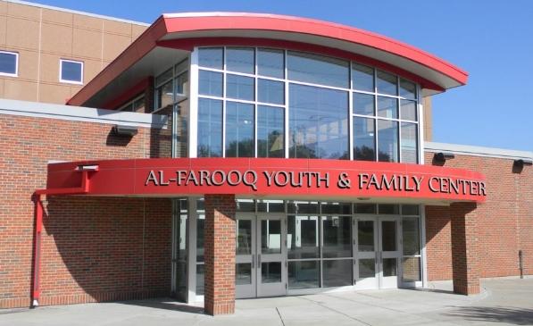 dar al farooq islamic center in Bloomington Minn