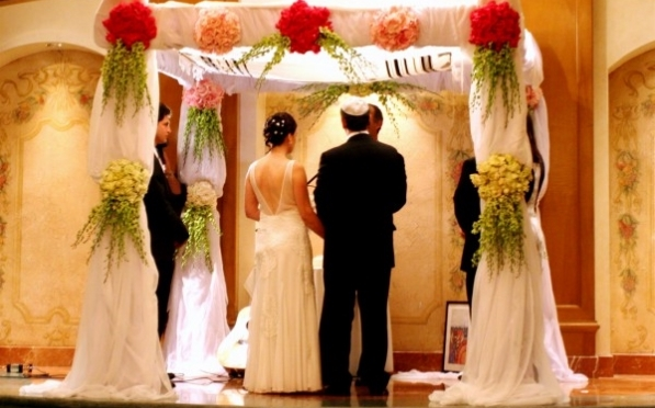 Jewish Weddings In Israel Are Conducted Under The Authority Of A Religious Council Known As