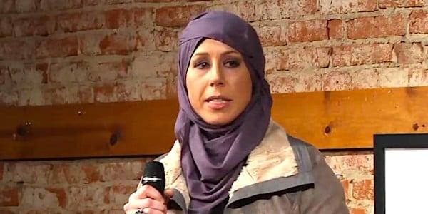 Regina Mustafa (YouTube video screenshot)