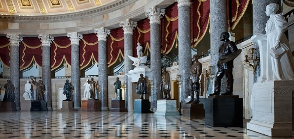 Statuary Hall, U.S. Capitol