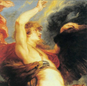 """The Rape of Ganymede"" by Peter Paul Rubens – included in gay art focus at the Prado"