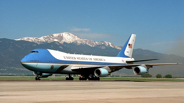 Air Force awards $600M contract for initial Air Force One design
