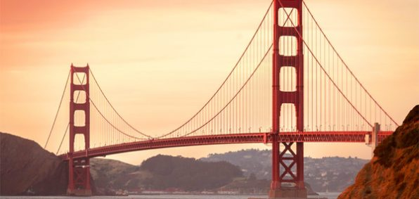Golden Gate Bridge in San Francisco, California (Photo: Pixabay)